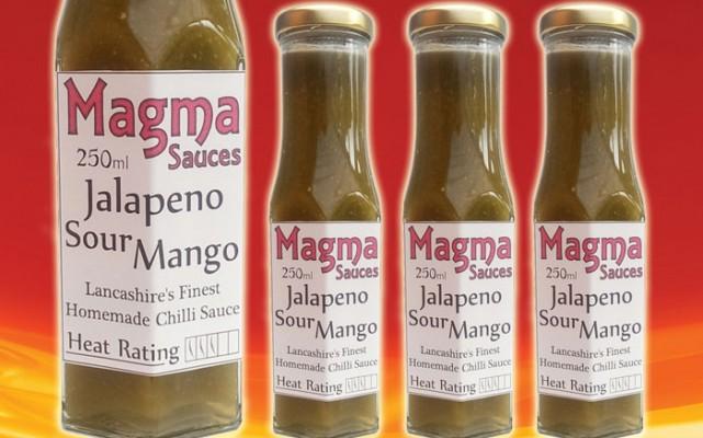 Jalapeño Sour Mango